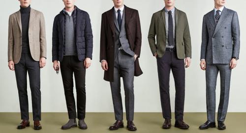 Солидная одежда для мужчин. Концептуальные особенности и правила делового стиля для мужчин