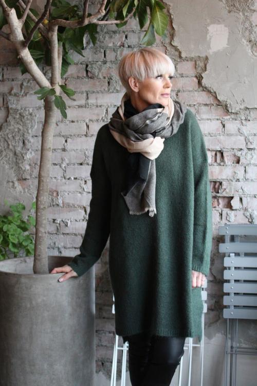 Мода 2019 для женщин за 45 лет платья. Мода для женщин 50+: основные тенденции осени-зимы 2019-2020