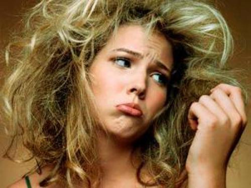 Как привести волосы в порядок быстро. Как быстро привести волосы в порядок?