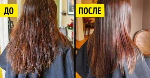 Как пригладить волосы. 7трюков поуходу заволосами, которые необходимо знать каждой красивой девушке