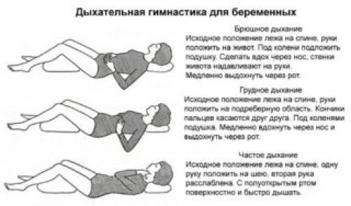 Упражнения для улучшения кровообращения в малом тазу при беременности. «Золотая середина» беременности
