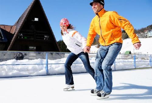 Польза катания на коньках. Катание на льду и польза для здоровья