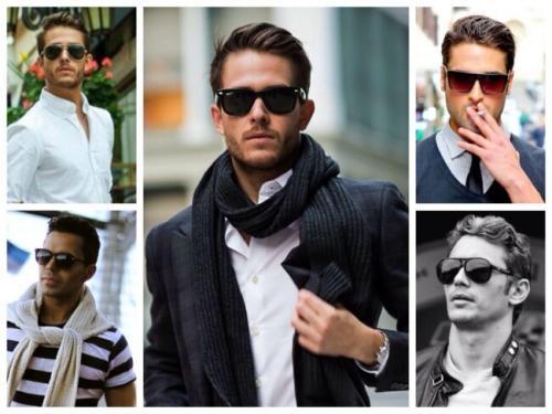 Подбор солнечных очков по форме лица. Как подобрать солнцезащитные очки мужчине