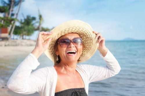 Как ухаживать за кожей тела после 50 лет. Забота о возрастной коже