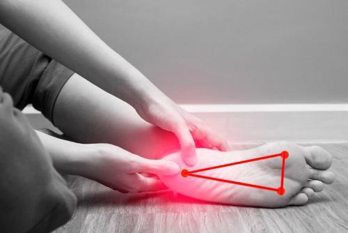Как улучшить кровоснабжение ног. Берегите свои ступни!