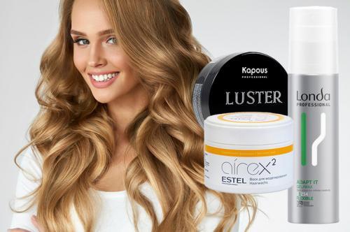 Сухой воск для укладки волос. Воск для волос: рейтинг лучших и как ими пользоваться