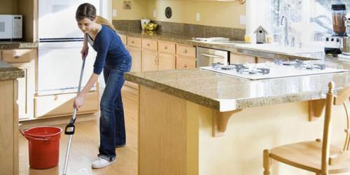Чистота на кухне преграда для микробов. Залог чистоты на кухне