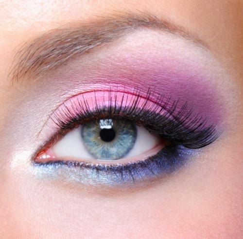 Как сделать цвет глаз ярче, что есть. Как сделать цвет глаз ярче