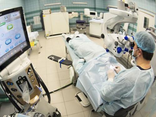 Клиника самойленко цены. Как выбрать лучшую офтальмологическую клинику?