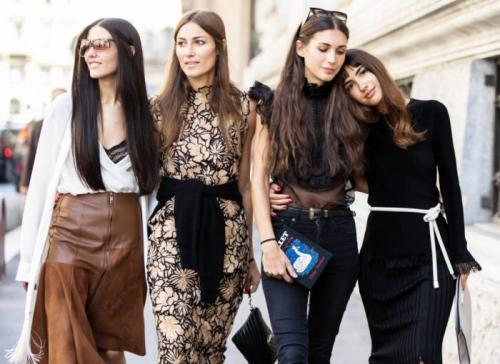Итальянский гардероб. Как одеваются итальянки + примеры образов
