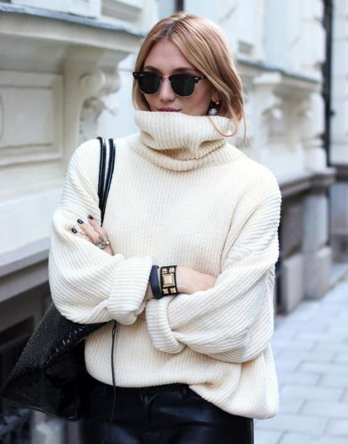 С чем носить серый пиджак оверсайз. Стиль oversize: как носить объёмные вещи и выглядеть стройной