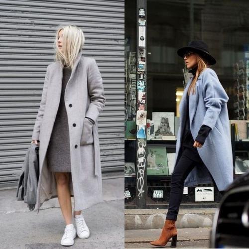 С чем носить зеленое пальто оверсайз. Какие цвета пальто «оверсайз» будут актуальными в 2020 году