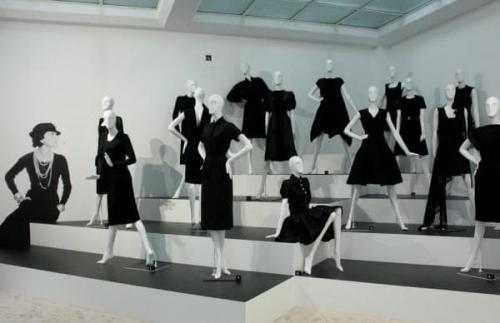 Черное платье от шанель. 90 лет триумфа