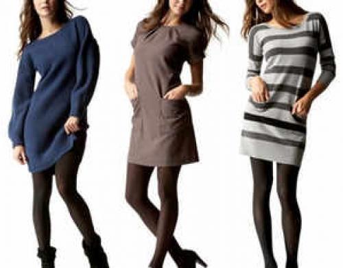 Платье шерстяное с чем носить. Шерстяное платье: с чем носить?