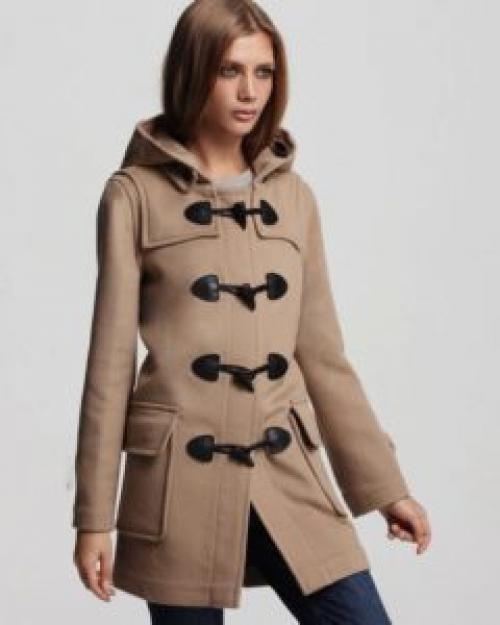 Пальто женское. Виды женских пальто