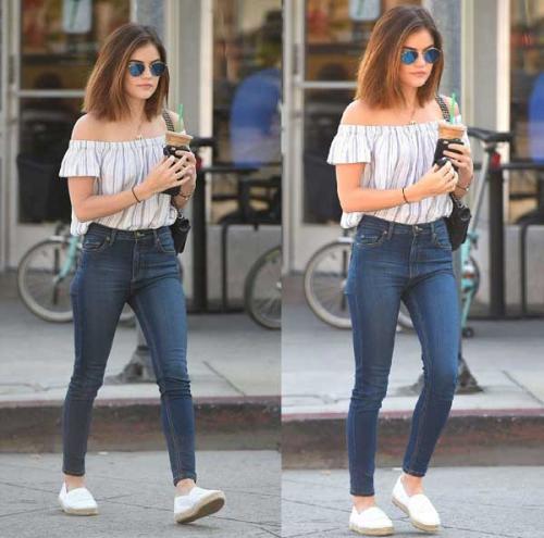 Укороченные джинсы скинни. Как носить скинни-джинсы девушкам с аппетитными формами