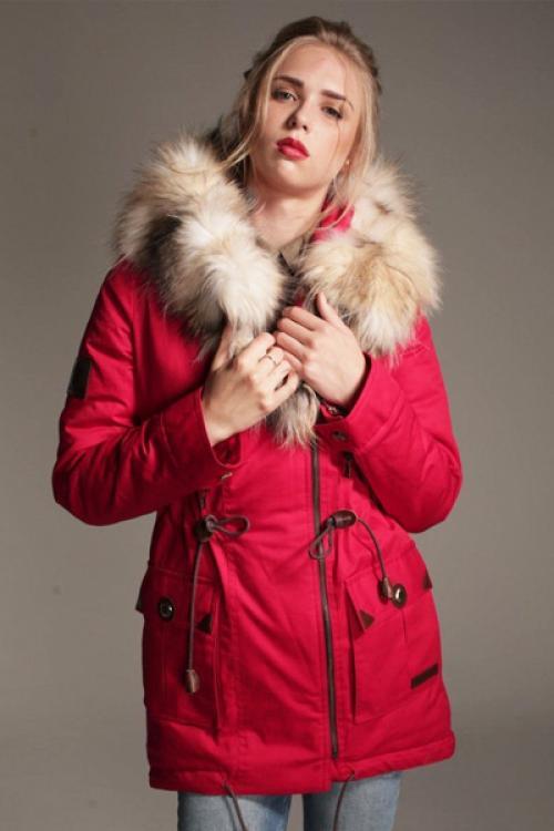 Парка с мехом внутри. Куртка-парка с мехом – стильный зимний образ