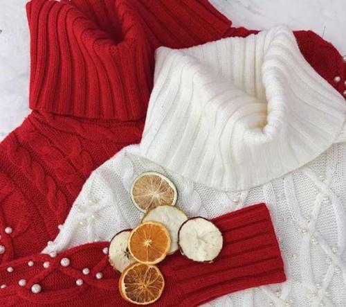 Большой свитер с чем носить. С чем носить объемный модный свитер: актуальные сочетания