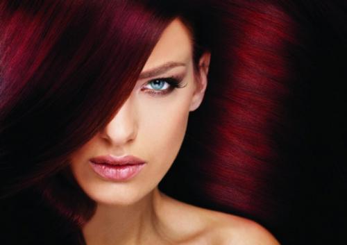 Как смыть красную краску с волос. Как убрать красный цвет волос