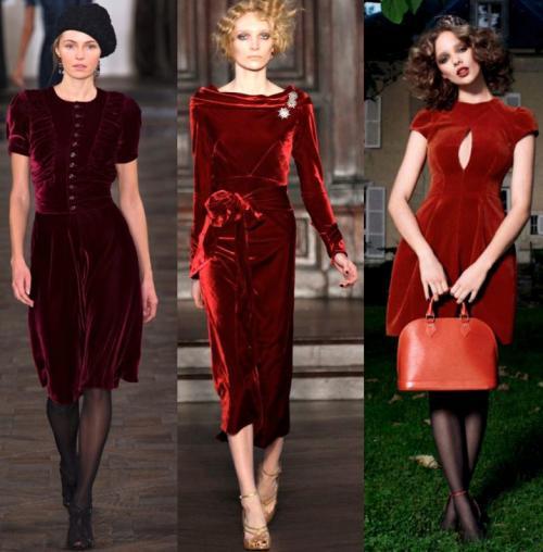 Красное платье на Новый год. ТЕНДЕНЦИИ НОВОГОДНИХ ПЛАТЬЕВ 2019 ГОДА