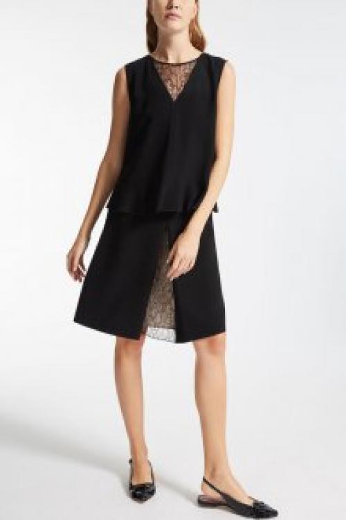 Платья из натурального шелка для полных. Актуальные модели шелковых платьев