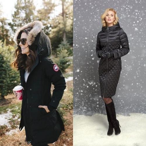Зимняя куртка с капюшоном. Из какого материала выбрать куртку?