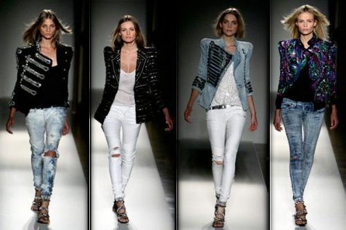 Джинсы и пиджак для женщин. Как сочетать женский пиджак и джинсы