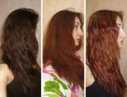 Смыть краску для волос с волос. Как смыть черную краску