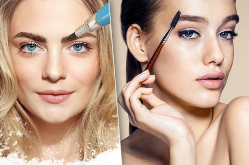 Чем отличаются пудровые брови от перманентного макияжа. Татуаж и микроблейдинг в прошлом: 5 причин сделать нанонапыление бровей