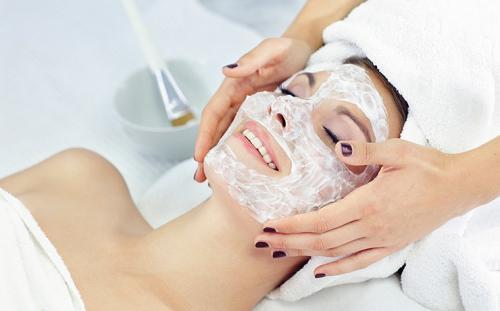 Маска для лица с для жирной кожи. Домашние маски для жирной кожи лица