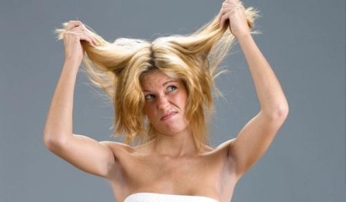 Сделать волосы гуще. Густые и пышные: уход за волосами в домашних условиях