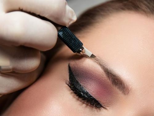 Перманентный макияж или микроблейдинг бровей, что Лучше. Татуаж, его достоинства и недостатки