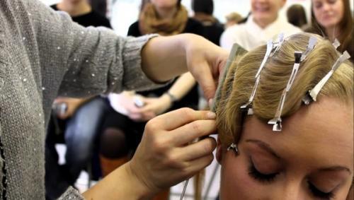 Укладка без вреда для волос. Холодные методы укладки