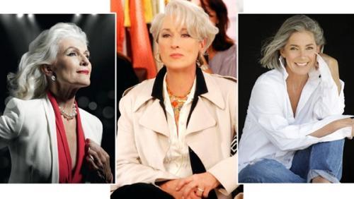 Что делать женщине в 50 лет. Составляем правильный гардероб