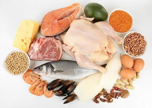 В чем содержатся белки. Какие продукты содержат белок в большом количестве