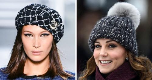 Модные шапки шарфы. Модные головные уборы осени изимы— 2020/2019, которые позволят оставаться стильной влюбую погоду